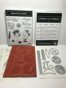 NEW Stampin' Up! Stamp Sets with Dies Cling Bundles YOU Choose Combine Shipping