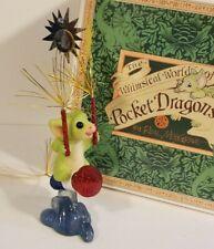"""Fireworks!"" Whimsical World Pocket Dragons Real Musgrave w Box"