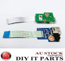 HP DV6  DV6-3000 USB Board + Cable  Rear RH Side  DA0LX6TB4D0 36LX6UB0000