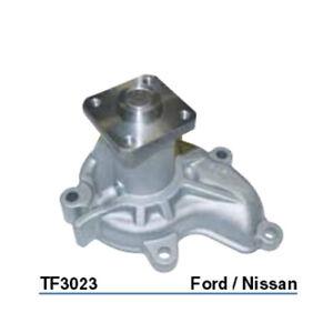 Tru-Flow Water Pump (GMB) TF3023 fits Nissan Pintara 2.0 i (R31), 2.0 i (U12)