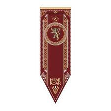 "Game of Thrones XXL 60"" LICENSED House LANNISTER Lion TOURNAMENT Banner FLAG"