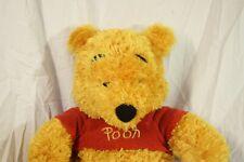 """Walt Disney World Winnie the Pooh 17"""" Stuffed Plush Fuzzy Toy Bear"""