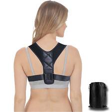 For Men/Women/Kids Posture Corrector Shoulder Neck Low Back Pain Support Brace