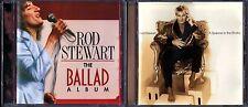 The Ballad Album by Rod Stewart & A Spanner In The Works by Rod Stewart