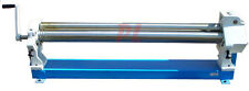"36"" x 16 Gauge Slip Roll Roller Sheet Metal Brass Copper Mild Steel"