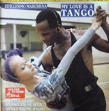 Guillermo Marchena - My Love Is A Tango - Maxi LP - washed - cleaned - # L 1703