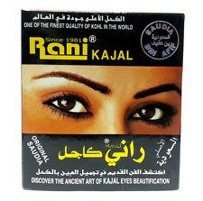 Rani Kohl Kajal Negro Delineador De Ojos X 12 PIEZAS ORIGINAL PARA Arabia Saudí