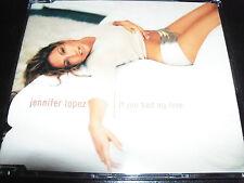 Jennifer Lopez If You Had My Love Australian 5 Track CD Single