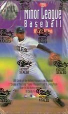 1994 Classic Minors Baseball Cards All Star Sealed Box