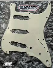 PICKGUARD SSS pour STRATOCASTER USA 3 ply 11H PARCHMENT (Old White) PG-0552-050