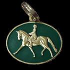 Grand Prix Dressage Horse Zipper Pull Bridle Tag,