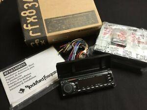 NOS Rockford Fosgate RFX 8340 CD Player Old School NEW IN BOX