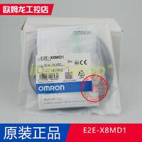 1pc OMRON Capacitance Inductive Proximity Switch Sensor E2E-X8MD1