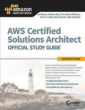 AWS Certified Solutions Architect Official Study Guide by Stamper