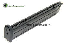 WE 50rd Airsoft Toy Gas Long Magazine For M&P / M&P Compact Series GBB Black 044