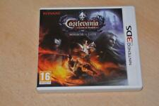 CASTLEVANIA LORDS OF SHADOW MIRROR OF FATE NINTENDO 3ds PAL Reino Unido