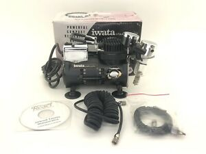 *NEW OPEN BOX* Iwata IWA-IS850 Smart Jet Compressor *FAST FREE SHIPPING*