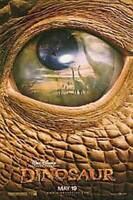 Dinosaurier (Zweiseitig Advance) Original Filmposter