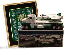 NEW 2014 Hess Truck & Space Cruiser PLUS 50th Anniversary Poster & FREE SHIPPING