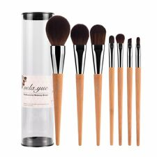 New Vela Yue 7 Piece Professional Makeup Brush Set Free Shipping From the Usa