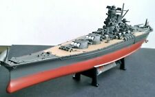 IJN YAMATO Japanese Battleship Die-Cast Model - 1/1000th - EXCELLENT Condition