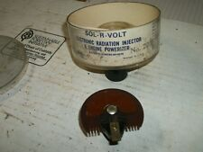 49 50 Studebaker Champion nos  rotor  electronic Radiator injector and engine po