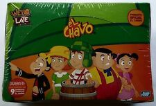 NEW El Chavo Chocolate Egg Toy Surprise Box of 6 Free Shipping Worldwide