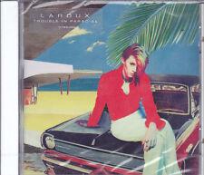 CD ♫ Compact disc «LAROUX ♪ TROUBLE IN PARADISE» nuovo sigillato