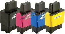 12 CARTUCCE COMPATIBILI PER BROTHER LC900 LC-900 MFC 215 410 420 425CN 3340
