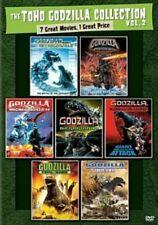 Godzilla 2000 / Mechagodzilla 2 / Agaisnt DVD