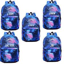 KPOP Bangtan Boys Tasche Backpack Rucksack Schultasche Starry Sky Satchel BTS
