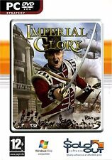 Imperial Glory PC CD ROM Video Game Eidos RTS 3d Battle Strategy Retro Games