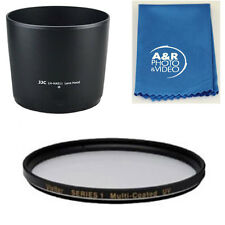 JJC LH-HA011 Replacement Lens Hood Tamron SP 150-600mm Di VC A011 150-600 + UV