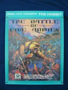 The Battle Of The Five Armies - I.C.E. - 1984 -  VG+