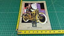 "1993 Harley-Davidson ""90 Years"" Genuine Parts & Accessories Catalog"