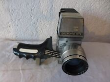 ancienne camera BELL & HOWELL auto load Zoomatic optronic eye vintage
