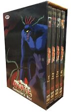 4 Dvd Cofanetto MAO DANTE ♦ COLLECTOR'S BOX ♦ SERIE COMPLETA Go Nagai come nuovo