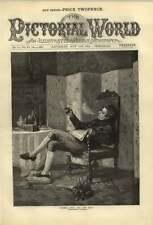 1879 M Grolleron obra de arte cada perro tiene su día Henry Marfil