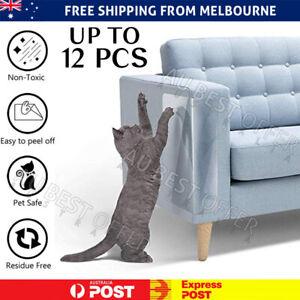 Cat Couch Sofa Scratch Guard Stickers Pet Furniture Anti-Scratching Protector AU