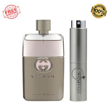 Gucci Guilty Men - Travel Spray, Twist Up, Pocket Size Atomizer with Fragrance