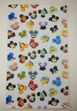 Disney Character Inspired Mickey Heads Faux Leather Sheet DIY Craft Accessories