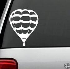 D1091 Hot Air Balloon Decal Sticker for Car Truck SUV Van LAPTOP Mac Surface