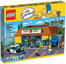 LEGO ® THE SIMPSONS ™ 71016 Kwik-E-Mart NUOVO OVP _ NEW MISB NRFB