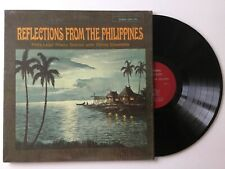 POLLY LEGO PRIETO Reflections From The Philippines MINT vinyl LP+bonus CD TESTED
