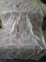 Paisley Fabric Shower Curtain