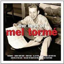 Mel Torme Best Of 2-CD NEW SEALED Comin' Home Baby/Right Now/All Of You/Walkin'+