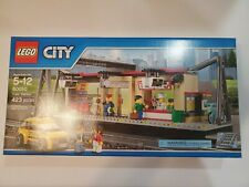 Lego City Train Station 60050 Brand New Factory Sealed Retired