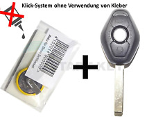 BMW SCHLÜSSEL Rep-Set E36 E38 E39 E46 X5 X3  E53 E60 E63 E64 Z3 KEY CHIAVE CLE
