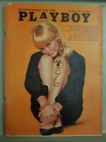 Playboy - October, 1966 * Free Shipping USA * Very Good Condition