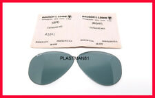 NOS VINTAGE B&L RAY BAN BAUSCH & LOMB 58mm REPLACEMENT LENSES A1841 PHOTOCHROMIC